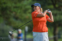 Cristie Kerr (USA) watches her tee shot on 5 during round 4 of the 2018 KPMG Women's PGA Championship, Kemper Lakes Golf Club, at Kildeer, Illinois, USA. 7/1/2018.<br /> Picture: Golffile | Ken Murray<br /> <br /> All photo usage must carry mandatory copyright credit (&copy; Golffile | Ken Murray)
