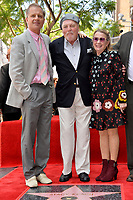 LOS ANGELES, CA. July 31, 2019: Maxwell Caulfield, Stacy Keach & Juliet Mills at the Hollywood Walk of Fame Star Ceremony honoring Stacy Keach.<br /> Pictures: Paul Smith/Featureflash