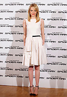 "L'attrice statunitense Emma Stone posa durante il photocall per la presentazione del film ""The Amazing Spider-Man"" a Roma, 22 giugno 2012..U.S. actress Emma Stone poses during the photocall for the presentation of the movie ""The Amazing Spider-Man"" in Rome, 22 june 2012..UPDATE IMAGES PRESS/Isabella Bonotto"