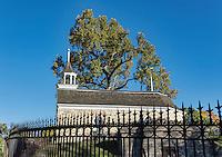 Old Dutch Reformed Church, Sleepy Hollow, New York, USA