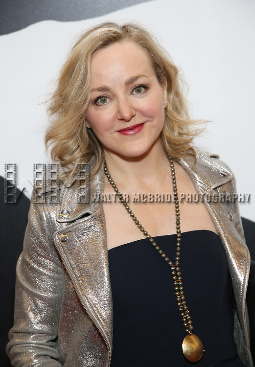 Geneva Carr attends the Broadway Opening Night Performance of 'Present Laughter' at St. James Theatreon April 5, 2017 in New York City