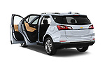 Car images of 2018 Chevrolet Equinox Premier 5 Door SUV Doors