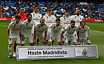 Real Madrid team during La Liga match. April 06, 2019. (ALTERPHOTOS/Manu R.B.)