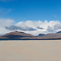 Luskentyre beach, Isle of Harris, Outer Hebrides, Scotland
