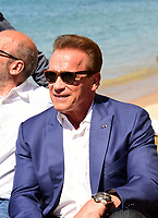 www.acepixs.com<br /> <br /> May 20 2017, Cannes<br /> <br /> Arnold Schwarzenegger attending a photocall for 'Wonders of the Sea 3D' during the 70th annual Cannes Film Festival at Nikki Beach on May 20, 2017 in Cannes, France.<br /> <br /> <br /> By Line: Famous/ACE Pictures<br /> <br /> <br /> ACE Pictures Inc<br /> Tel: 6467670430<br /> Email: info@acepixs.com<br /> www.acepixs.com