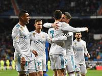 2018.03.03 La Liga Real Madrid CF VS Getafe CF