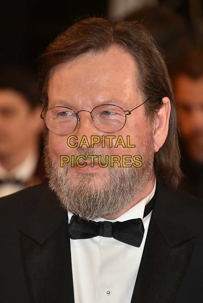 CANNES, FRANCE - MAY 14: Lars von Trier at the screening of 'The House That Jack Built' during the 71st annual Cannes Film Festival at Palais des Festivals on May 14, 2018 in Cannes, France.<br /> CAP/PL<br /> &copy;Phil Loftus/Capital Pictures