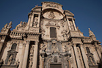 Murcia Santa Maria Cathedral Church, Spain