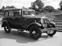 Morris Saloon Cars - 1931