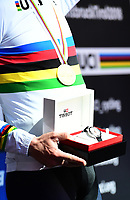 Picture by Simon Wilkinson/SWpix.com - 26/09/2018 - Cycling 2018 Road Cycling World Championships Innsbruck-Tiriol, Austria - Individual Time Trial Men Elite - Tissot.