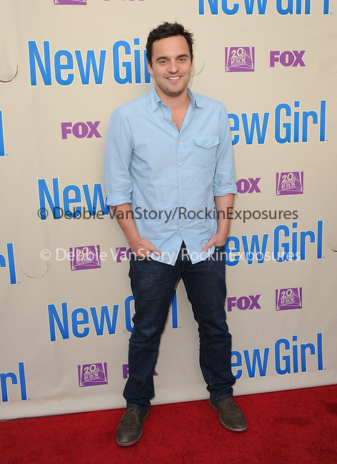 Jake M. Johnson  at Fox's NEW GIRL Screening and Q&A at The Leonard H. Goldenson Theatre in North Hollywood, California on April 30,2013                                                                   Copyright 2013 Hollywood Press Agency