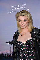 "LOS ANGELES, USA. June 06, 2019: Lola Fruchtmann (daughter of Annie Lennox) at the premiere for ""Ice on Fire"" at the LA County Museum of Art.<br /> Picture: Paul Smith/Featureflash"