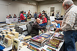 Vendors at Shooting the West XXIX <br /> <br /> Floating Island Press and Michael Sykes<br /> <br /> #WinnemuccaNevada, #ShootingTheWest, #ShootingTheWest2017, @WinnemuccaNevada, @ShootingTheWest, @ShootingTheWest2017