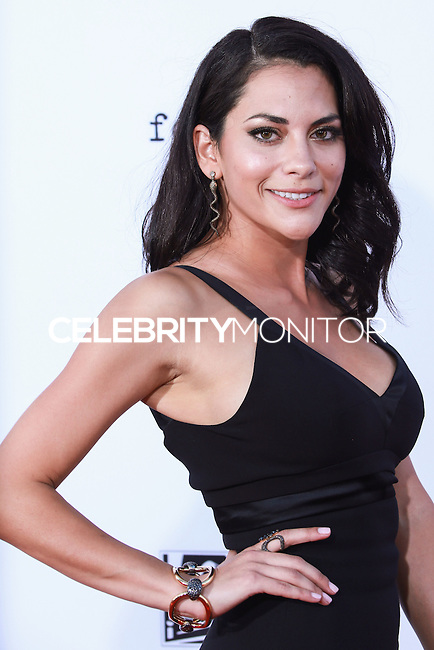 HOLLYWOOD, LOS ANGELES, CA, USA - SEPTEMBER 06: Inbar Lavi arrives at the Los Angeles Premiere Of FX's 'Sons Of Anarchy' Season 7 held at the TCL Chinese Theatre on September 6, 2014 in Hollywood, Los Angeles, California, United States. (Photo by David Acosta/Celebrity Monitor)
