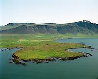 Brautarholt, Kjalarnes, gl. Kjalarneshreppur nú  Reykjavík,.Brautarholt Kjalarnes