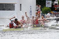 Race 5 - Temple - Brookes vs Harvard