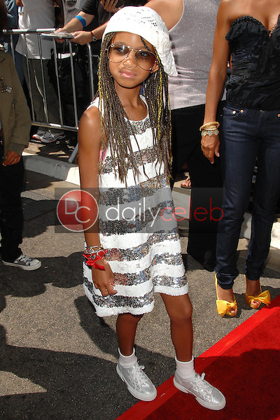 Willow Smith<br />