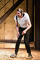 "Edinburgh, UK. 24.08.2016. Schaubuhne Berlin presents ""Richard III"", by William Shakespeare, at the Lyceum Theatre, as part of the Edinburgh International Festival. Picture shows: Lars Eidinger (Richard III). Photograph © Jane Hobson."