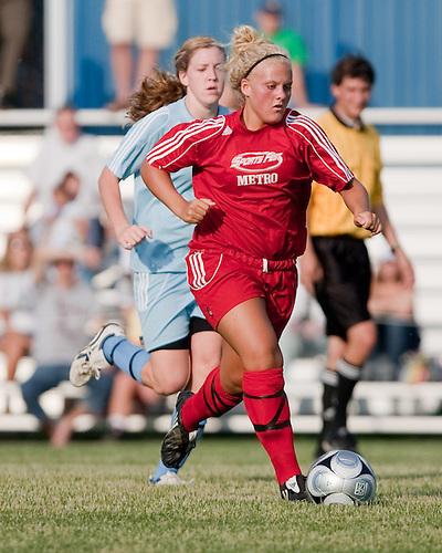 Sports Fest 2009. Metro Stars (3) vs. Indiana East (2)