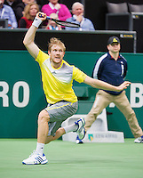 14-02-13, Tennis, Rotterdam, ABNAMROWTT, Matthias Bachinger