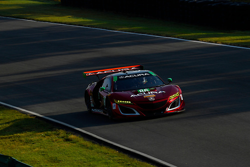 IMSA WeatherTech SportsCar Championship<br /> Michelin GT Challenge at VIR<br /> Virginia International Raceway, Alton, VA USA<br /> Saturday 27 August 2017<br /> 86, Acura, Acura NSX, GTD, Oswaldo Negri Jr., Jeff Segal<br /> World Copyright: Richard Dole<br /> LAT Images<br /> ref: Digital Image _RD27879