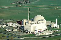 Deutschland, Schleswig- Holstein, Brokdorf, AKW, Strom, Atom, Atomkraft
