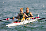 australian rowers at the SY Rowing - Canoeing Park