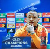 2018 UEFA Champions League Football AS Roma v Barcelona Press Conference Apr 9th