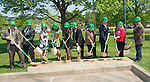 McCracken Hall Groundbreaking 2015