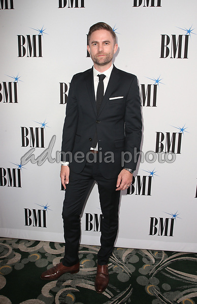 14 May 2019 - Beverly Hills, California - Joel Little. 67th Annual BMI Pop Awards held at The Beverly Wilshire Four Seasons Hotel. Photo Credit: Faye Sadou/AdMedia