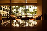 PHILIPPINES, Manila, interior of the Softel Metripole Hotel