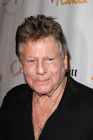 BEVERLY HILLS, CA - SEPTEMBER 9: Ryan O'Neal at the Farrah Fawcett Foundation First annual Tex-Mex Fiesta at Wallis Annenberg Center for the Performing Arts on September 9, 2015 in Beverly Hills, California. Credit: David Edwards/MediaPunch