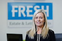 Pictured: Monday 26 November 2018<br /> Re: Fresh Estate and Letting Agents at their Morriston office in Swansea, Wales, UK.