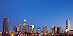 Charlotte skyline Photos