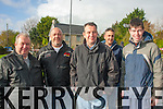 Made for Tar<br /> ---------------<br /> Enjoying the thrills at the Kerry Motor Clubs Mini Stages rally based in Banna Beach Resort last Sunday were L-R Dan lyne,JP Sommers,James Lyne,mike Conway and Daragh Lyne