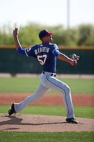 Brett Martin - Texas Rangers 2016 spring training (Bill Mitchell)