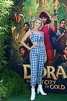 """LOS ANGELES - JUL 28:  Courtney Miller, SMOSH at the """"Dora and the Lost City of Gold"""" World Premiere at the Regal LA Live on July 28, 2019 in Los Angeles, CA"""