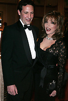 CelebrityArchaeology.com<br /> New York City<br /> 2002 FILE PHOTO<br /> JOAN COLLINS AND HUSBAND<br /> Photo By John Barrett-PHOTOlink.net / MediaPunch<br /> -----<br /> <br /> &mdash;&mdash;