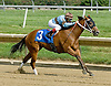 Manito winning at Delaware Park on 7/31/10