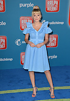 LOS ANGELES, CA. November 05, 2018: DeVore Ledridge at the world premiere of &quot;Ralph Breaks The Internet&quot; at the El Capitan Theatre.<br /> Picture: Paul Smith/Featureflash