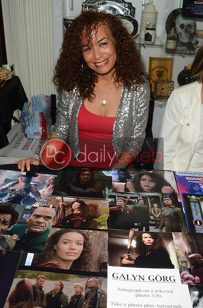"Galyn Gorg<br /> at the 4th Annual ""Day Of The Scream Queens,"" Dark Delicacies, Burbank, CA 01-29-17<br /> David Edwards/DailyCeleb.com 818-249-4998"
