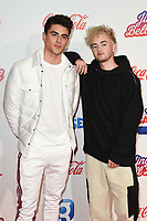 Jack and Jack<br /> at Capital's Jingle Bell Ball 2018 with Coca-Cola, O2 Arena, London<br /> <br /> ©Ash Knotek  D3465  08/12/2018