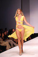 MaddSexy Lingerie-USA Model, Alisa Basyuk, at Miami Beach International Fashion Week, Miami, FL - 2011