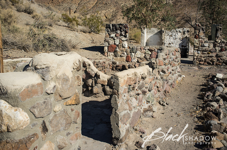Barker Ranch, Death Valley National Park, March 2012