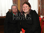 Mary and Miriam Clarke at the Dominican Coffee Morning. Photo:Colin Bell/pressphotos.ie