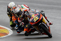 11.11.2012 SPAIN GP Generali de la Comunitat Valenciana Moto 3  Race. The picture show  Sandro Cortese (German rider Red Bull KTM Ajo KTM)
