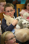 Children's Bunny Stories in the Library..Photo NEWSFILE/Jenny Matthews.(Photo credit should read Jenny Matthews/NEWSFILE)....This Picture has been sent you under the condtions enclosed by:.Newsfile Ltd..The Studio,.Millmount Abbey,.Drogheda,.Co Meath..Ireland..Tel: +353(0)41-9871240.Fax: +353(0)41-9871260.GSM: +353(0)86-2500958.email: pictures@newsfile.ie.www.newsfile.ie.FTP: 193.120.102.198.