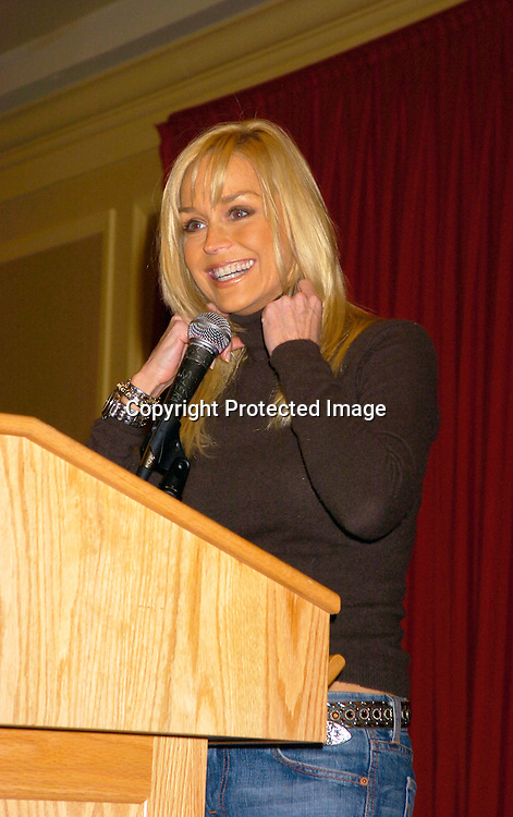 "Catherine Hickland ..at the  37th Annual  ""Going Home""  Luncheon for Animal Haven on October 17, 2004 at the Sheraton LaGuardia East...Photo by Robin Platzer, Twin Images"