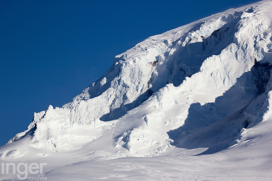 Mawson's Peak or Big Ben, Heard Island, Antarctica