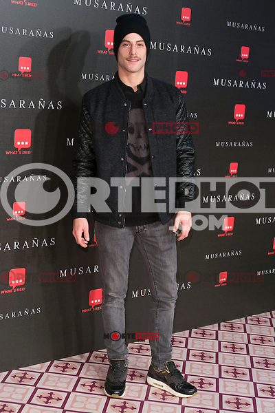 "Luis Fernandez attend the Premiere of the movie ""Musaranas"" in Madrid, Spain. December 17, 2014. (ALTERPHOTOS/Carlos Dafonte) /NortePhoto /NortePhoto.com"